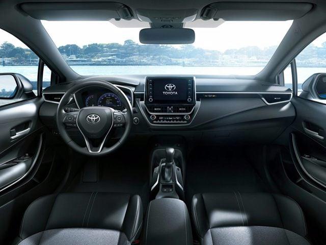 2019 Toyota Corolla Hatchback Se Toyota Dealer Serving Lebanon Pa