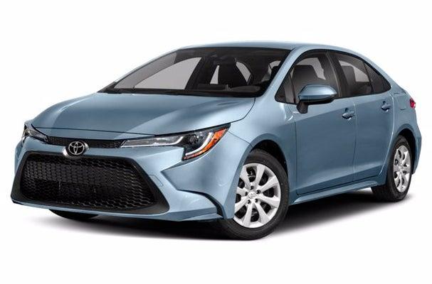 Toyota Lebanon Pa >> 2020 Toyota Corolla Le