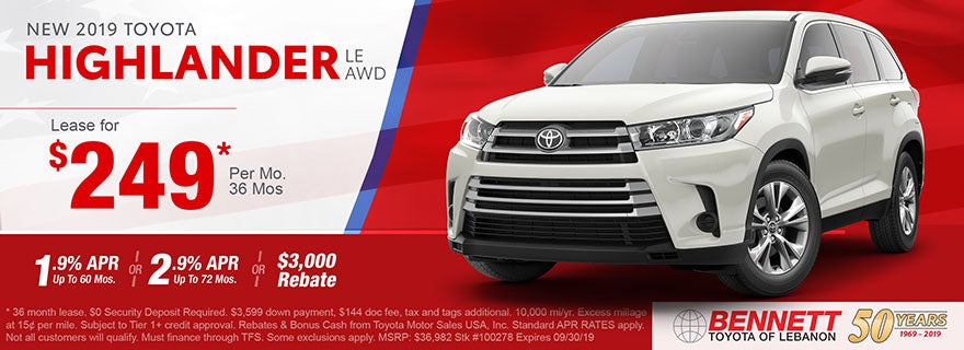 Bennett Toyota Of Lebanon Toyota Dealer Used Cars Lebanon Pa >> Toyota Dealer Used Cars Lebanon Pa Bennett Toyota Of