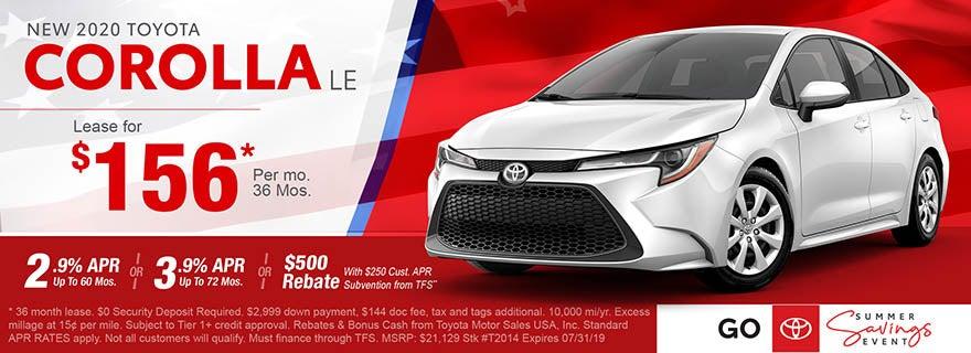 Toyota Dealer | Used Cars Lebanon, PA | Bennett Toyota of ...